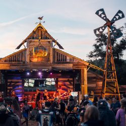 Photo of Dusty Barrel Stage at Lucidity Festival