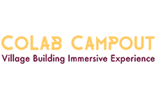 Colab Campout logo. Click to visit them online.
