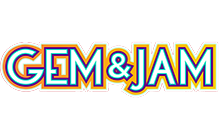 Gem & Jam Festival logo. Click to visit them online.