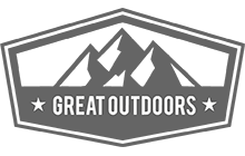 Great Outdoors logo. Click to visit them online.